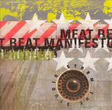 CD Storm The Studio - Meat Beat Manifesto