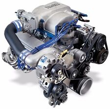 Mustang 5.0 1986-93 Vortech Supercharger System Paxton Procharger 4FA218-010L