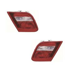 BMW 3 Series E46 Coupe 2003-4/2007 Rear Inner Boot Lights Lamps 1 Pair O/S & N/S