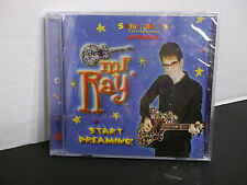 MR. RAY START DREAMING! NEW CD! Music's a Language!  When I Grow Up!