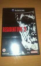 Resident evil 2...game cube... Nuevo...new..
