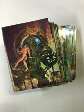 1993 CONAN The Barbarian ALL-CHROMIUM Series 1 cards & Inserts, FREE SHIPPING