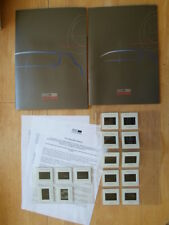 Giugiaro Orig 2000 Press Pack Con Folleto + Diapositivas-Maserati Buran Bugatti Eb