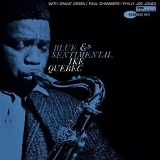 Ike Quebec Blue & Sentimental CD NEW Blue Note Jazz Rudy Van Gelder Remaster