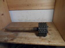 Edad Hammer markierhammer golpe sello försterhammer