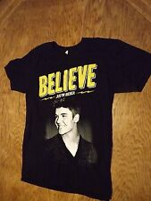 1 - Justin Bieber Believe Live 2013 Tour T-Shirt Adult Size Small by Alstyle