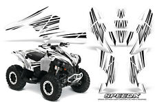 Can-Am Renegade Graphics Kit by CreatorX Decals Stickers SpeedX BW
