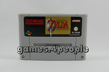 Legend of ZELDA: A Link to the Past - TOP Classic for Super Nintendo / SNES