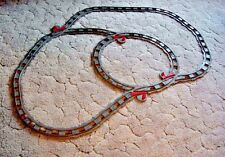 Lego Duplo TRAIN TRACK Thomas, Circus - Straight,Curved, Switches -  50 Pieces