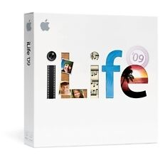 Apple iLife '09 - Upgrade for Mac (5 User/s)