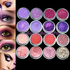 PRO 16 Mixed Color Powder & Glitter Eyeshadow Makeup Eye Shadow Artist Kit #2