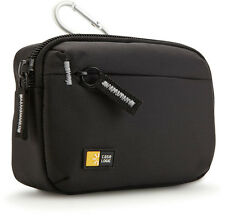 Case Logic tbc403 medio cámara caso Negro Bolsa Protectora Brand New Free UK Post