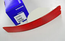 Genuine Volvo XC90 2007-2013 LH Rear Bumper Reflector Lens VIN 328000- NEW OEM