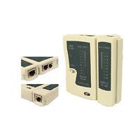 Ethernet Network LAN Cat5 Cat5e RJ45 RJ11 Cable Tester