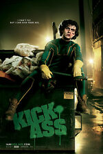 ACTION MOVIE POSTER Kick Ass I Can't Fly But I Can Kick Your Ass