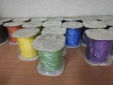 BELDEN Wire and Cable, 8503, PVC Hook-up wire, 20 AWG, 7 X #28, assorted colors