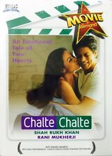 Chalte Chalte - Shah Rukh Khan Rani Mukerji - Hindi Movie DVD Region Free Subtit