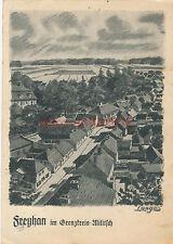 AK, Ansichtskarte, Freyhan im Grenzkreis Militsch, 1943 (G)1221