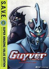 Guyver: The Bioboosted Armor - The Complete Series [ DVD Region 1
