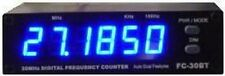 AM SSb Sideband Cb Ham radio FC30BT Blue Frequency Counter Connex Galaxy