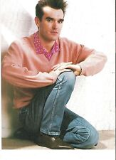MORRISSEY 'own words' magazine PHOTO / Pin Up/ Poster 11x8 inches