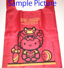 Evangelion Hello Kitty Tote Bag Asuka Langley Ver. Sanrio JAPAN ANIME MANGA