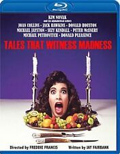 Tales That Witness Madness (Jack Hawkins) Region A BLURAY - Sealed