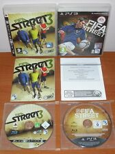 FIFA Street 3 & FIFA Street (2012), EA Sports BIG, PlayStation 3 PS3, Pal-España