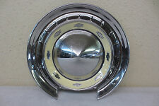 NOS 1955 CHEVY CHEVROLET NOS CONTINENTAL KIT HUBCAP ACCESSORY HUB CAP