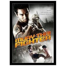 Muay Thai Fighter (2011) - Used - Dvd when the body is the ultimate weapon