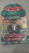 Teenage Mutant Ninja Turtles: BATTLENEXUS MICHAELANGELO TMNT moc
