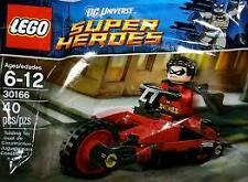 Lego DC Universe Super Heroes Robin and Redbird Cycle 30166 Polybag Sealed
