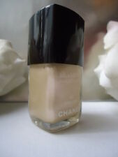 107 ANGORA Stunning Sheer Oyster CHANEL NAIL VARNISH NEW NO BOX 1st RELEASE MINT