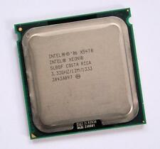 Intel Xeon x5470 (slbbf) Quad-Core 3.33ghz/12m/1333mhz Socket 771 Processore CPU