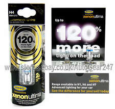 Ring Xenon Ultima 120% Brighter H4 RW1272 100% Gas Car Head light Lamp Bulb+Free