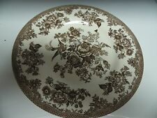 Royal Stafford Brown and White Asiatic Pheasant Dessert Plate England 8 1/2""