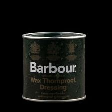 Barbour Wax Tin Thornproof Waterproof Re-waxing, Fast UK & International Postage