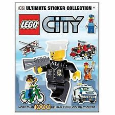 LEGO City Ultimate Sticker Collection (ULTIMATE STICKER COLLECTIONS)