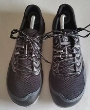 MERRELL-Men's-Trail Glove 3 shoes-Size 10M -Black & Grey-athletic-run- trails-