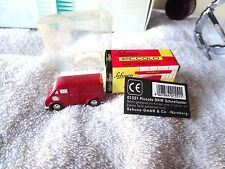 Schuco Piccolo DKW van in red new with box