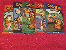 GARFIELD AND FRIENDS COMPLETE TV SERIES 1 - 5 DVD   BRAND NEW (See Details)