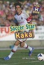 Soccer Star Kak (Goal! Latin Stars of Soccer)-ExLibrary