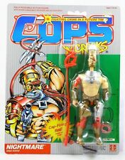 Cops 'N Crooks Nightmare Hasbro Action Figure