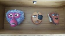 KUBO AND THE TWO STRINGS MONKEY BEETLE PROP ANIMATION FACE PROMO FIGURE LAIKA