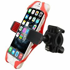 Motorcycle MTB Bike Bicycle Handlebar Mount Holder Band For Cell Phone Hot Sale