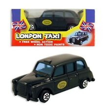 "Die Cast Black London Cab Taxi  Collectibles Toy Souvenirs 3"" Toy UK SELLER"