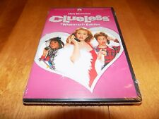 CLUELESS Whatever Edition DVD Bonus Special Features Alicia Silverstone DVD NEW