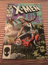 Uncanny X-men # 216 Marvel Comic VF Condition Wolverine 1987