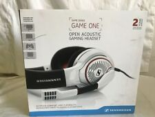 SENNHEISER GAME SERIES GAME ONE OPEN ACOUSTIC GAMING HEADSET BRAND NEW