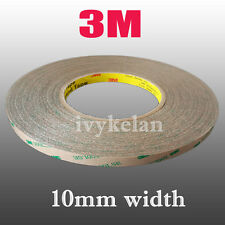 Double Sided Heavy Duty Adhesive LCD Repair Tape 3M 300LSE 9495LE 10mm *55M